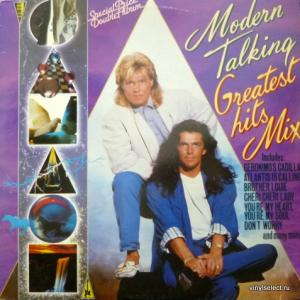 Modern Talking - Greatest Hits Mix