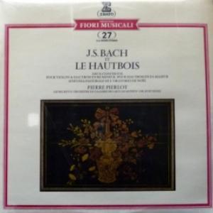 Johann Sebastian Bach - J.S. Bach Et Hautbois