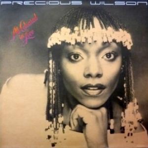 Precious Wilson (ex-Eruption) - All Coloured In Love