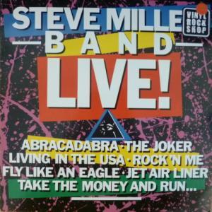 Steve Miller Band, The - Live!