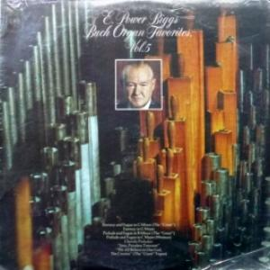 Johann Sebastian Bach - E. Power Biggs Plays Bach Organ Favorites, Vol. 5