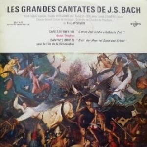 Johann Sebastian Bach - Les Grandes Cantates