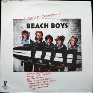 Beach Boys,The - Wow! Great Concert!
