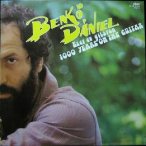 Daniel Benko - Ezer Ev Gitaron (1000 Years On The Guitar) (NM/NM)