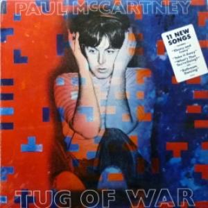 Paul McCartney - Tug Of War (USA)