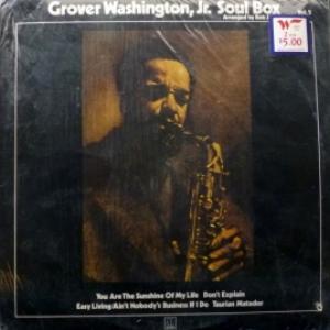 Grover Washington, Jr. - Soul Box Vol. 2