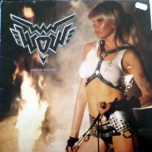 Wendy O. Williams (Plasmatics) - WOW (produced by Gene Simmons /Kiss) (FRA)