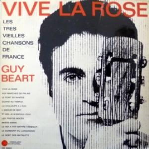Guy Beart - Vive La Rose - Les Très Vieilles Chansons De France