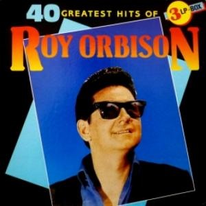 Roy Orbison - 40 Greatest Hits (3LP Box)
