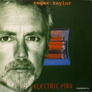 Roger Taylor (Queen) - Electric Fire