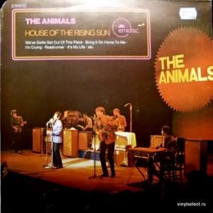 Animals,The - House Of The Rising Sun (Widesound Stereo)