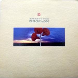 Depeche Mode - Music For The Masses (Transparent Black Vinyl)