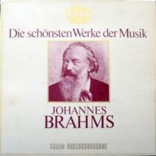 Johannes Brahms - Die Schonsten Werke Der Musik (5LP Box)