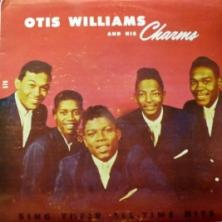 Otis Williams And His Charms - Sing Their All-Time Hits