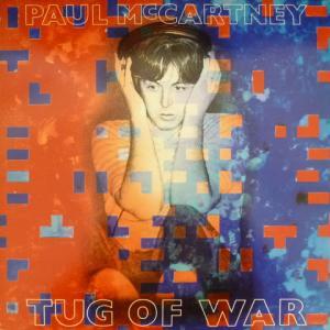 Paul McCartney - Tug Of War (UK)