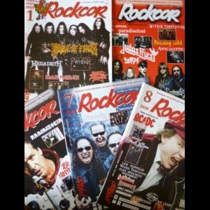 Various Authors - Rockcor/Роккор (Выпуски 49-51, 78, 79)