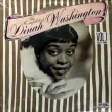 Dinah Washington‎ - The Complete Dinah Washington Vol. 1 1943-1945