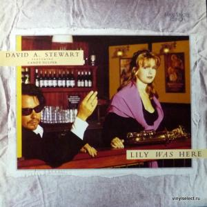 David A. Stewart (Eurythmics) - Lily Was Here (feat. Candy Dulfer)