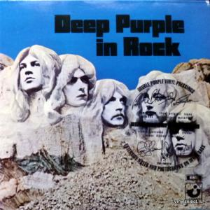 Deep Purple - In Rock - 25 Anniversary Edition