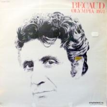 Gilbert Becaud - Olympia 1972