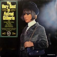 Astrud Gilberto - The Very Best Of Astrud Gilberto (feat. Stan Getz, Joao Gilberto...)