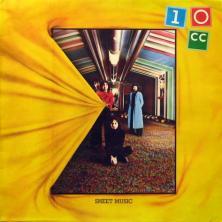 10cc - Sheet Music