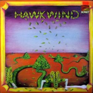 Hawkwind - Hawkwind (Sunset)