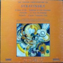 Игорь Стравинский (Igor Stravinsky) - Les Grands Chefs-d'Oeuvre