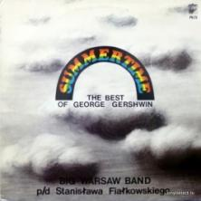 Big Warsaw Band - Summertime: The Best Of George Gershwin