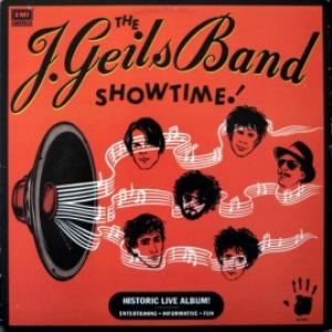 J. Geils Band,The - Showtime! (USA)