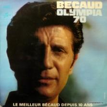 Gilbert Becaud - Olympia 1970