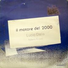 Lucio Dalla - Il Motore Del 2000