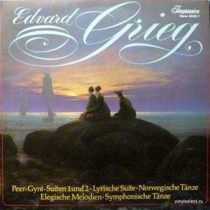 Edvard Grieg - Peer-Gynt-Suiten 1 Und 2 - Lyrische Suite...