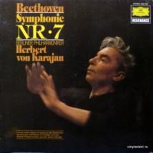 Herbert Von Karajan - Ludwig Van Beethoven - Symphonie Nr.7 (Berlin Philharmoniker)
