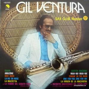 Gil Ventura - Sax Club Number 17