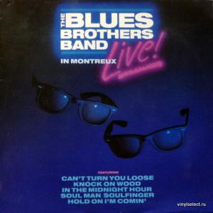 Blues Brothers - Live In Montreux