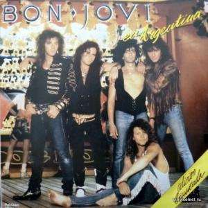 Bon Jovi - Bon Jovi En Argentina