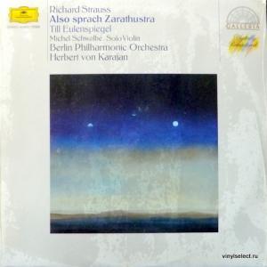 Richard Strauss - Also Sprach Zarathustra (feat. Herbert Von Karajan)