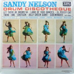 Sandy Nelson - Drum Discotheque