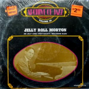 Jelly Roll Morton - Archive Of Jazz Volume 30