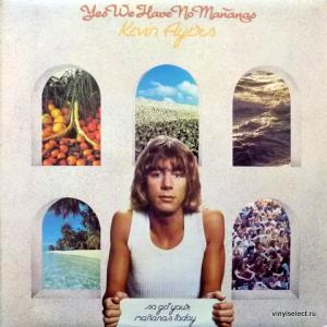 Kevin Ayers (ex-Soft Machine) - Yes We Have No Mañanas (So Get Your Mañanas Today)