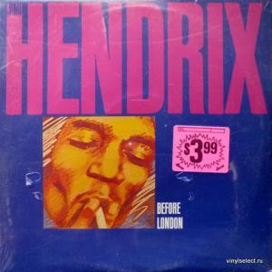 Jimi Hendrix - Before London