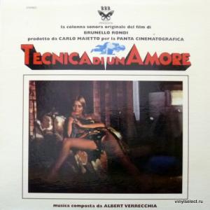 Albert Verrecchia - Tecnica Di Un Amore
