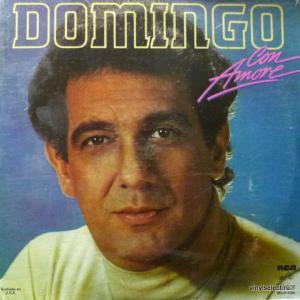 Placido Domingo - Domingo: Con Amore