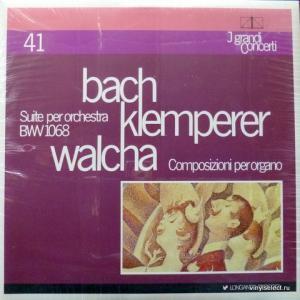 Johann Sebastian Bach - Suite Per Orchestra BWV 1068 / Composizioni Per Organo