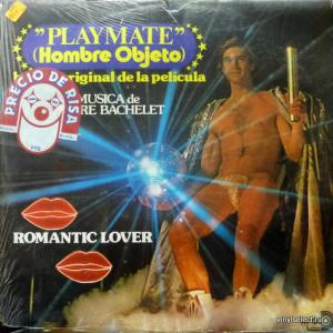 Pierre Bachelet - Playmate Romantic Lover (Hombre Objeto)