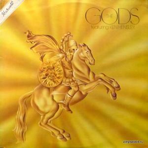 Gods, The - The Gods Featuring Ken Hensley