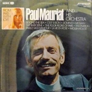 Paul Mauriat - From Paris With Love