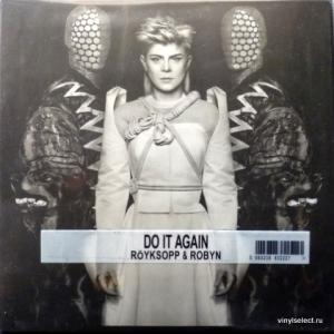 Royksopp & Robyn - Do It Again