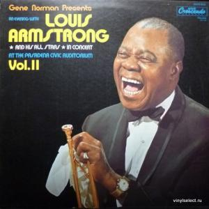 Louis Armstrong And His All Stars - In Concert At The Pasadena Civic Auditorium Vol. II